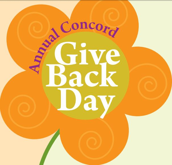 Concord's Give Back Day
